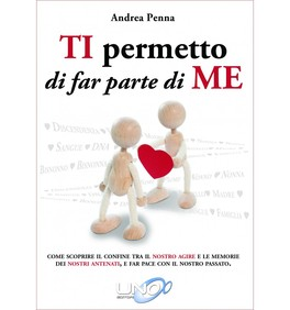 eBook - Ti Permetto di Far Parte di Me - EPUB