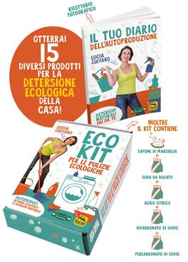 Eco kit per le pulizie ecologiche lucia cuffaro - Compost casalingo ...