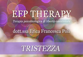 Video Corso - EFP Therapy - Tristezza