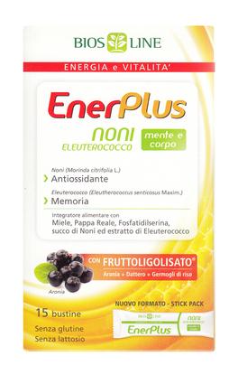 Enerplus Noni Eleuterococco - Bustine