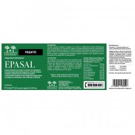 Epasal - Integratore per la Depurazione del Fegato, del Sangue e di tutto l'Organismo