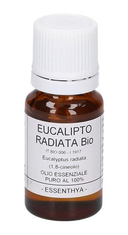 Eucalipto Radiata Bio - Olio Essenziale Puro - 10 ml