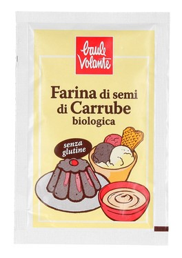 Farina di Semi di Carrube Biologica