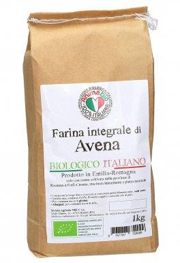 Farina Integrale di Avena