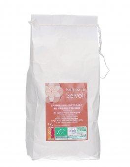 Farina Semi-integrale di Grano Tenero Gentil Rosso Bio