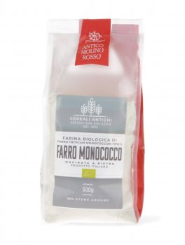 Farina Semintegrale di Farro Monococco Tipo 2 - Alicorno