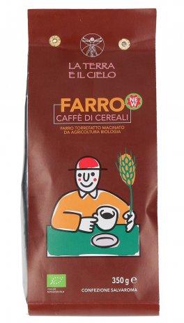 Caffè di Cereali al Farro - Torrefatto Macinato