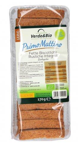 Fette Biscottate Rustiche Integrali - Primo Mattino