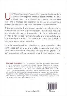 Filosofia Del Corpo E Psicologia Del Benessere Libro Di Giovanni Chimirri