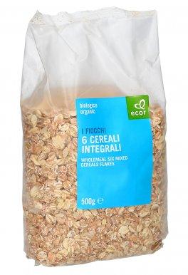 Fiocchi ai 6 Cereali Integrali