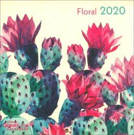 Floral - Calendario 2020