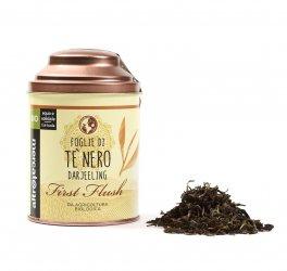 FOGLIE DI Tè NERO DARJEELING - FIRST FLUSH Aroma delicato e armonioso, mai amaro o astringente.