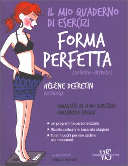 Forma Perfetta - Il mio Quaderno di Esercizi