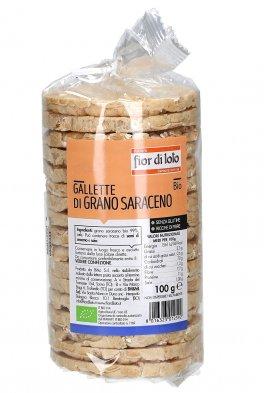 Gallette di Grano Saraceno Bio