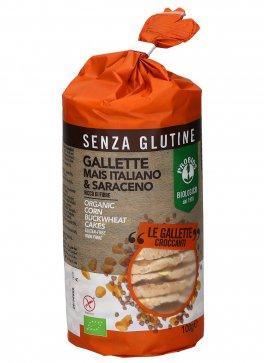 Gallette Mais Italiano & Saraceno