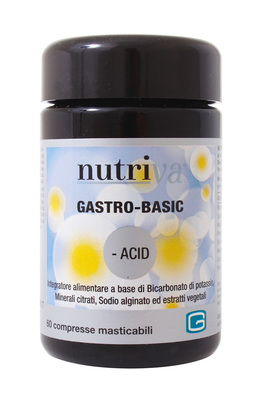 Gastro Basic - 60 Compresse