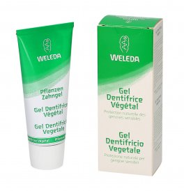 Gel Dentifricio Vegetale - Weleda