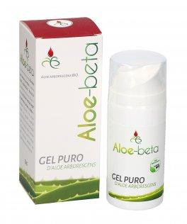 Gel Puro di Aloe Arborescens - Aloe-Beta - Nuova Formula