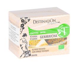 Tè Verde Genmaicha - in Bustine