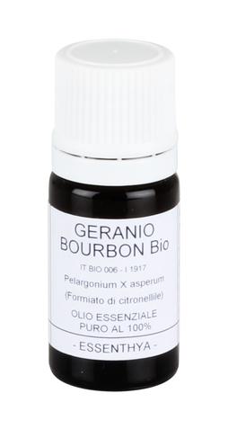 Geranio Bourbon Bio - Olio Essenziale Puro