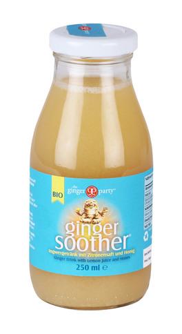 Bevanda allo Zenzero con Succo di Limone e Miele - Ginger Soother