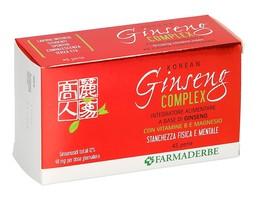 Ginseng Complex - Integratore Alimentare Ginseng, Vitamine B e Magnesio