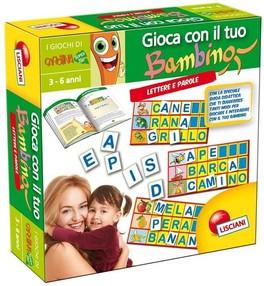 Gioca con il tuo Bambino - Lettere e Parole