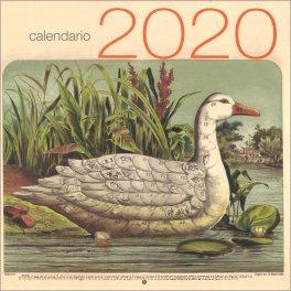Giochi da Tavolo - Calendario da Muro 2020