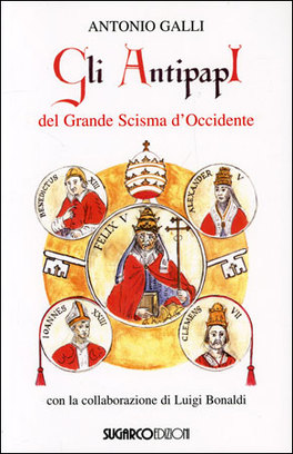 Gli Antipapi del Grande Scisma d'Occidente