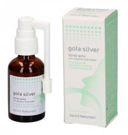 Gola Silver - Spray Gola con Argento Colloidale