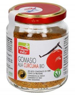 Gomasio alla Curcuma Bio
