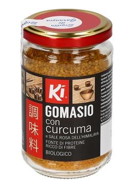 Gomasio con Curcuma - Granulare