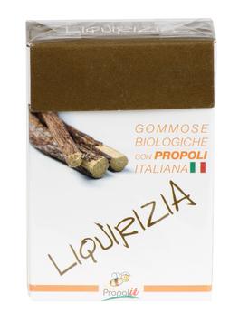 Gommose Bio con Propoli e Liquirizia