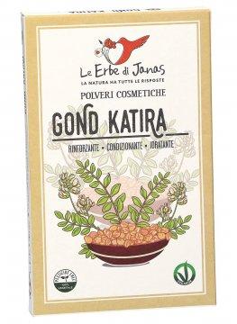 Gond Katira - Polvere Cosmetica per Corpo e Capelli