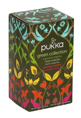 Green Collection - Tisana Pukka