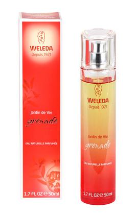 Grenade - Jardin de Vie - Eau Naturelle Parfumee