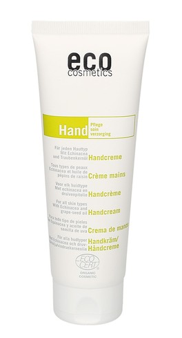 Handcream - Crema per le Mani all'Echinacea e Olio di Semi d'Uva