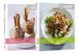 Happy Hour Vegetariano + Pausa Pranzo Bio