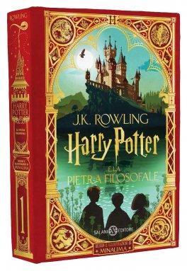 HARRY POTTER E LA PIETRA FILOSOFALE di J.K. Rowling
