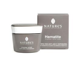 Hematite - Crema Viso Anti Age e Dopobarba