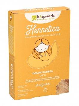 Hennetica - Tinta Vegetale