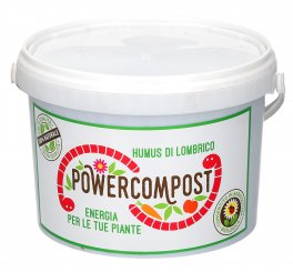 Humus di Lombrico - Powercompost