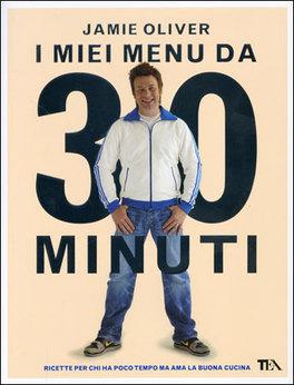 i miei men da 30 minuti libro di jamie oliver