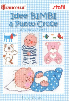 Idee Bimbi A Punto Croce Francesca Peterlini