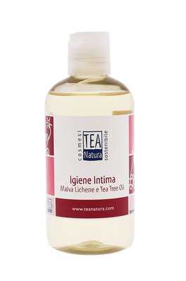 Igiene Intima - Malva Lichene e Tea Tree Oil - PH 4,3