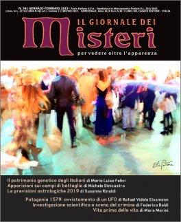 Il Giornale dei Misteri n. 541 - Gennaio-Febbraio 2019