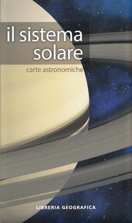 IL SISTEMA SOLARE - CARTE ASTRONOMICHE — POSTER