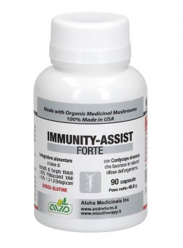 Immunity Assist Forte - Capsule