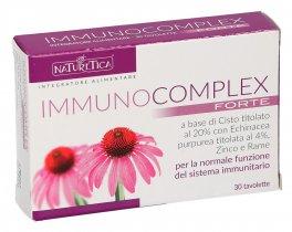 Immuno Complex - Integratore di Cisto, Echinacea, Zinco e Rame