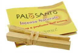 Incenso di Palo Santo - Paletti - Legno di Bursera Greveolens
